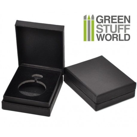 Black Pocket Watch Gift Boxes Case