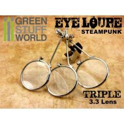 EYE LOUPE - Triple Lens