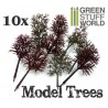 10x Model Tree Trunks