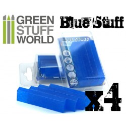 Plastique Blue Stuff 4 barres