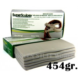 Super Sculpey Medium Blend 454 gr