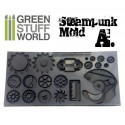 Rubber molds - Steampunk