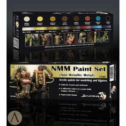 Paint Set  (Non Metallic Metal) - GOLD