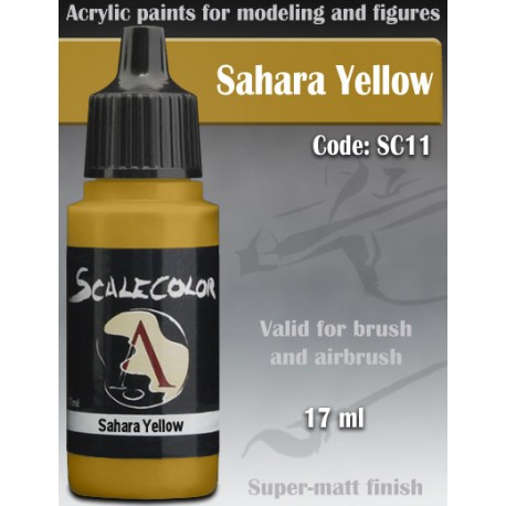Scale75 SC-11 Sahara Yellow