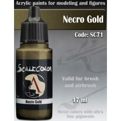 Scale75 SC-71 Necro Gold Metall