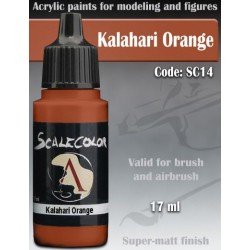 Scale75 SC-14 Orange Kalahari