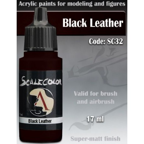 Scale75 SC-31 Brown Leather