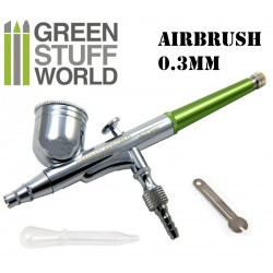 Dual-action GSW Airbrush 0.3 mm