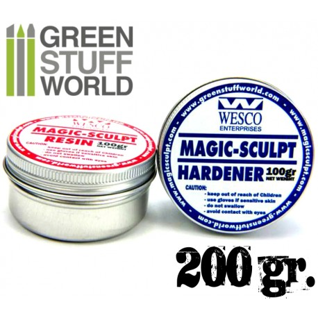 MAGIC SCULPT 200gr - Masilla Epoxy