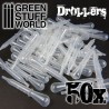50x Airbrush Pipetten Set