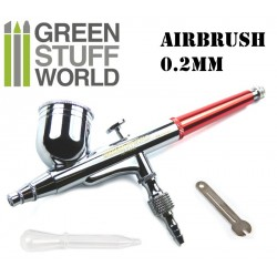 Dual-action GSW Airbrush 0.2 mm