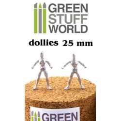 Flexible Modellier Armaturen in 25 mm