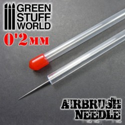 Nadel Airbrush 0.2mm