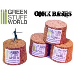 Sculpting Cork for armatures - 1 unit