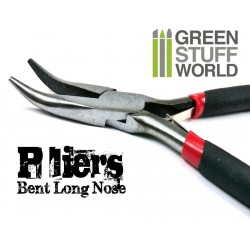Bent Long Nose Plier