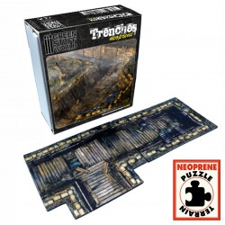 Trenches - Neoprene Terrain Set