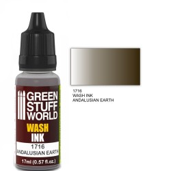 Tinta Wash ANDALUSIAN EARTH