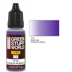 Encre Wash VICIOUS PURPLE