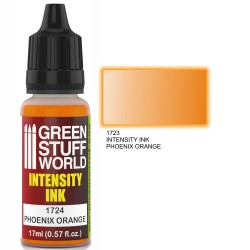 Tinta de Intensidad PHOENIX ORANGE