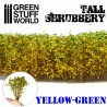 Tall Shrubbery - Yellow Green