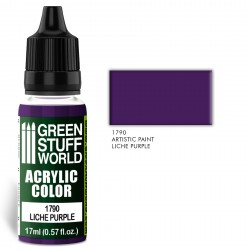 Acrylic Color LICHE PURPLE