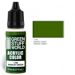 Acrylic Color WARCRY GREEN