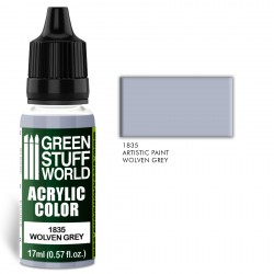 Acrylic Color WOLVEN GREY