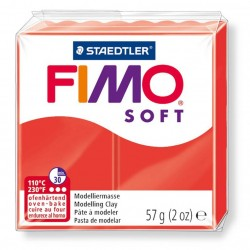Fimo Soft 57gr - Indian Red