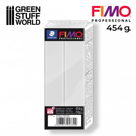Fimo Professional 454gr - Dolphin Grey