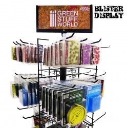 GSW Rotary Blister Display Stand