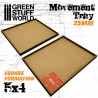 MDF Movement Trays 25mm 5x4