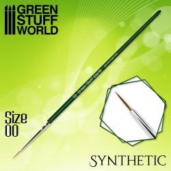 GREEN SERIES Synthetische Haarpinsel - 00