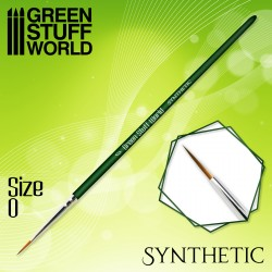 GREEN SERIES Pincel Sintetico - 0