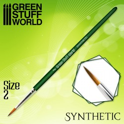 GREEN SERIES Synthetische Haarpinsel - 2