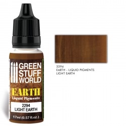 Pigments Liquides LIGHT EARTH
