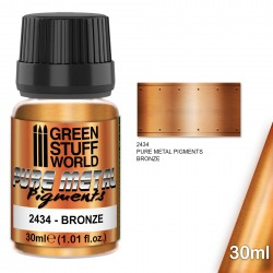 Pure Metal Pigments BRONZE