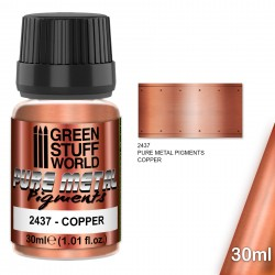 Pure Metal Pigments COBRE