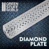 Rolling Pin Diamond Plate