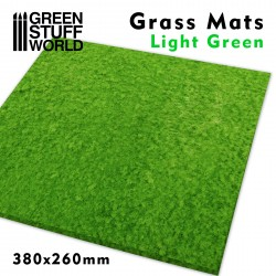 Grass Mats - Light Green