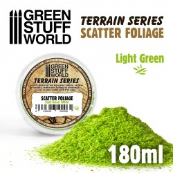 Scatter Foliage - Light Green - 180 ml