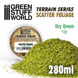 Scatter Foliage - Dry Green - 280 ml