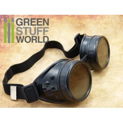 SteamPunk GOGGLES - Black