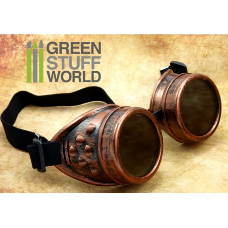 SteamPunk GOGGLES - Copper