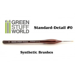Brushes Standard Detail 0 Synthetic