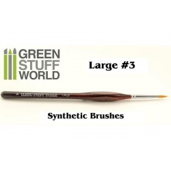 Brushes Large 3 Synthetic