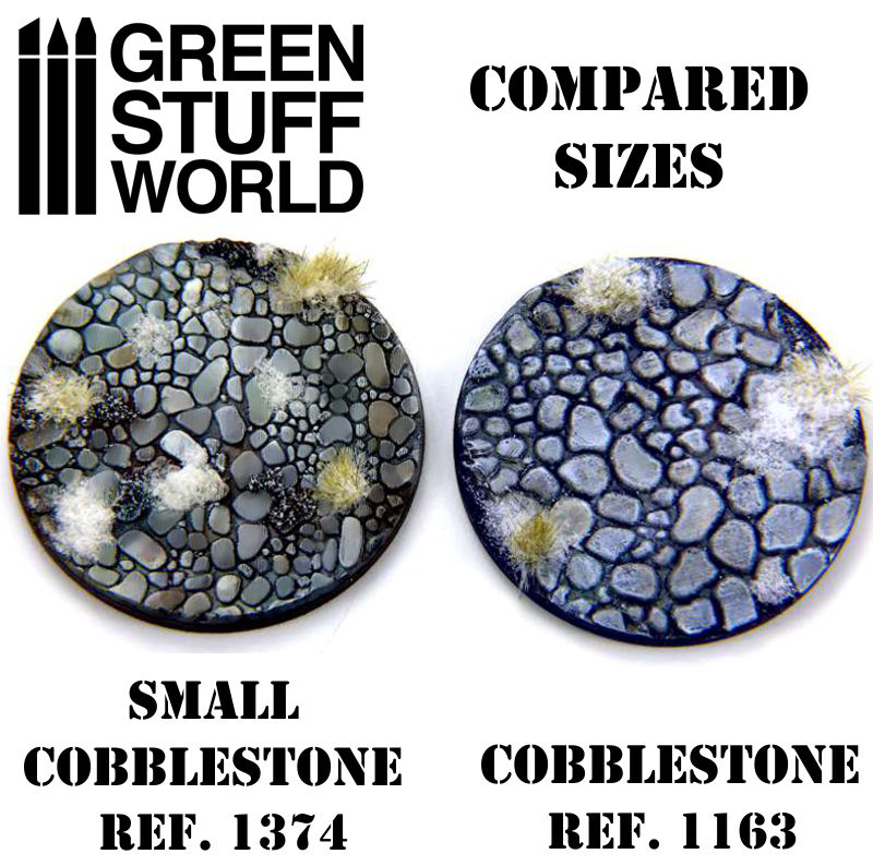 compared cobblestone!!!