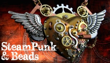 Steampunk and Beads