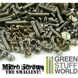 1200 Micro Tornillos Modelismo - 0.1-1.2mm