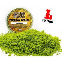 Tree Bush Clump Foliage - Light Green - 180 ml