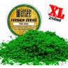 Flocage mousse - Vert Moyen - 280ml - XL